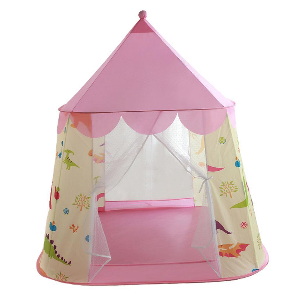 Tenda-Da-Gioco-Portatile-Per-Bambini-Divertente-Toy-Present miniatura 5