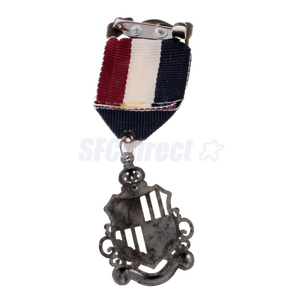 9-Styles-Men-039-s-Punk-Rock-Military-Uniform-Navy-Medal-Steampunk-Badge-Brooch-Pin thumbnail 6