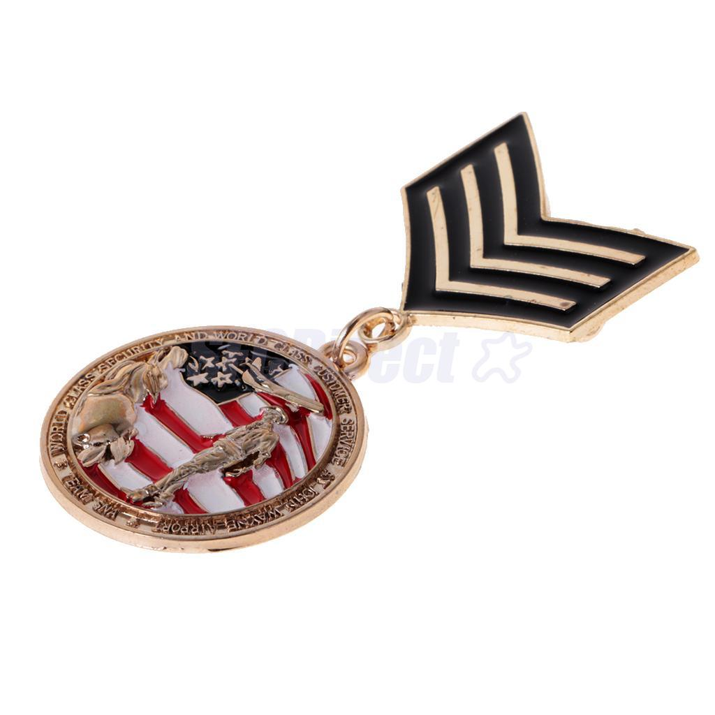 9-Styles-Men-039-s-Punk-Rock-Military-Uniform-Navy-Medal-Steampunk-Badge-Brooch-Pin thumbnail 37