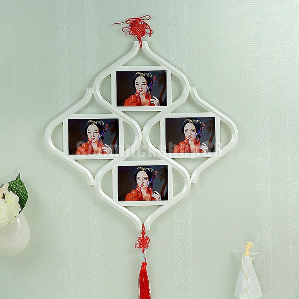 Familien Foto Anzeigen Wand Dekor Abbildung hängende Rahmen Collagen ...