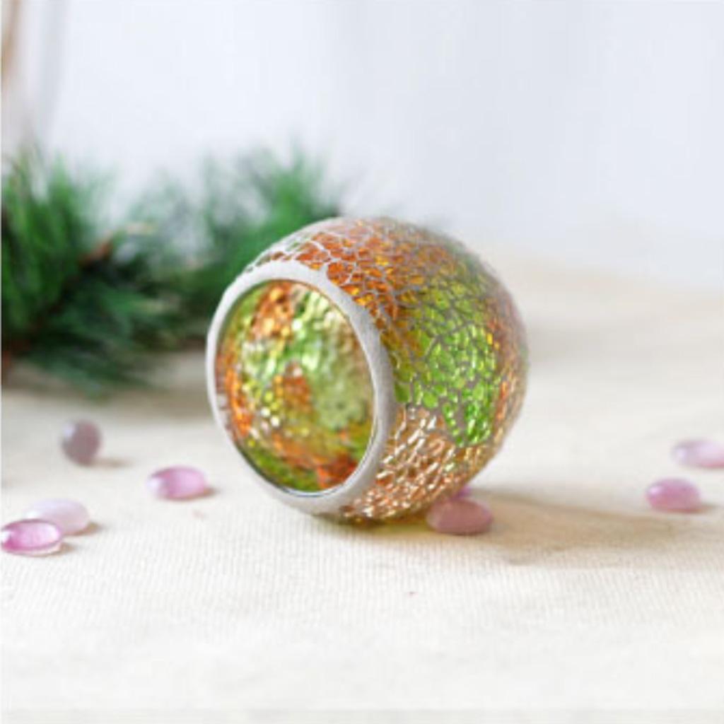 Assorted-Moroccan-Mosaic-Glass-Votive-Candle-Tea-Light-Candelabra-Candlestick thumbnail 3