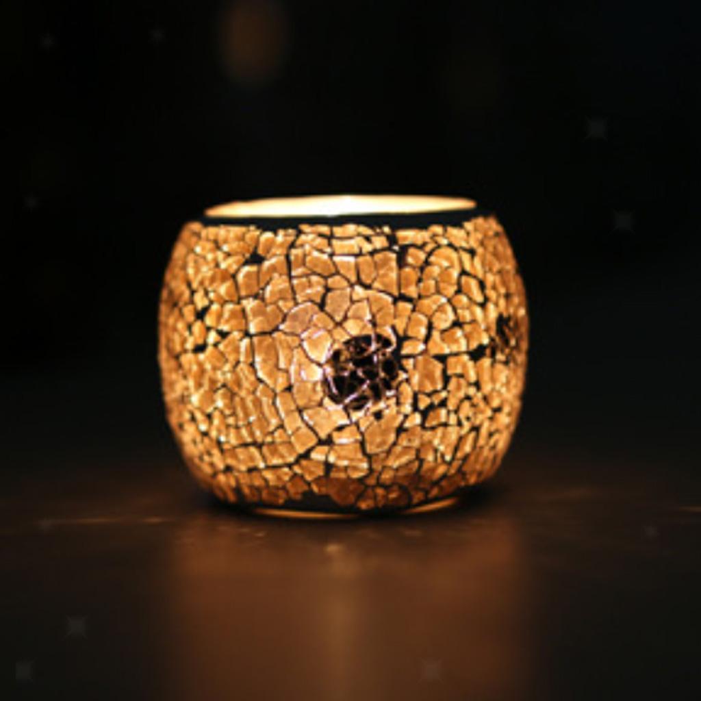 Assorted-Moroccan-Mosaic-Glass-Votive-Candle-Tea-Light-Candelabra-Candlestick thumbnail 8