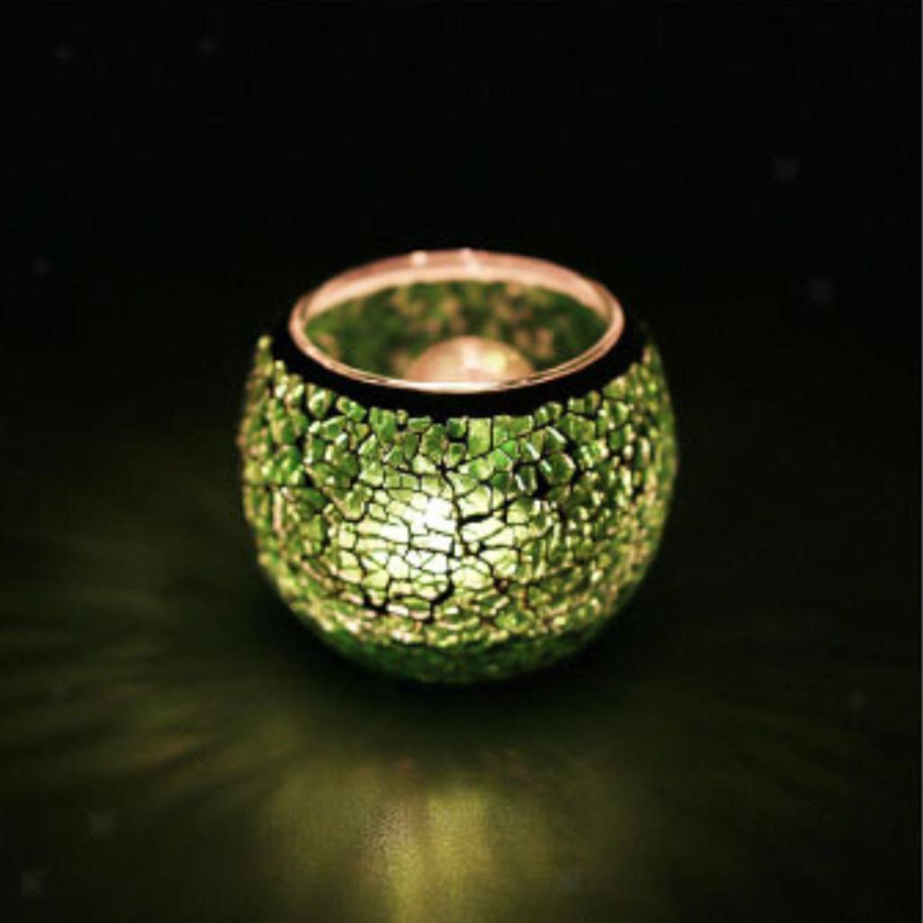 Assorted-Moroccan-Mosaic-Glass-Votive-Candle-Tea-Light-Candelabra-Candlestick thumbnail 12