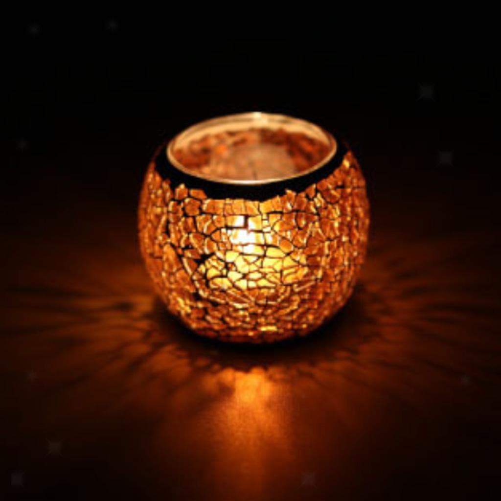 Assorted-Moroccan-Mosaic-Glass-Votive-Candle-Tea-Light-Candelabra-Candlestick thumbnail 20