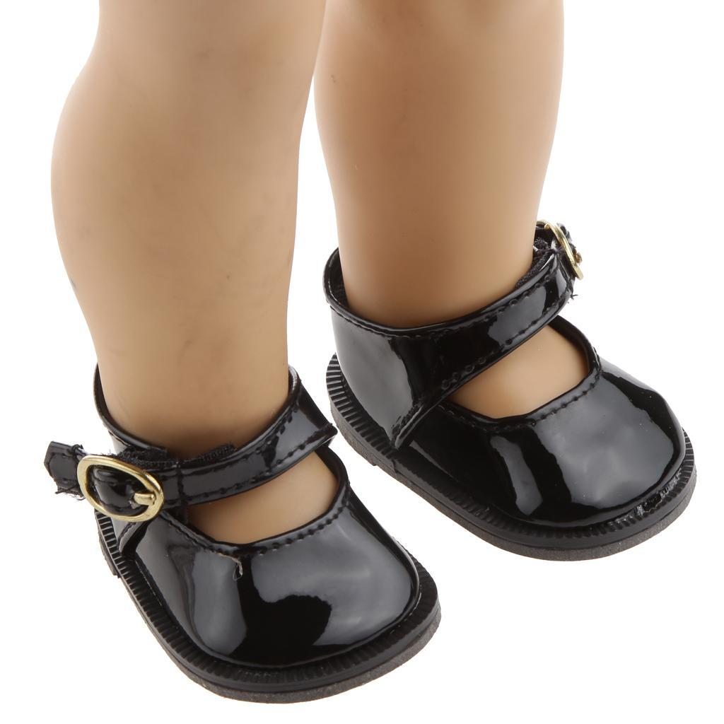 New-Cute-Pair-of-Doll-Shoes-for-18-039-039-American-doll-AG-Dolls-Clothes-Accessories thumbnail 64