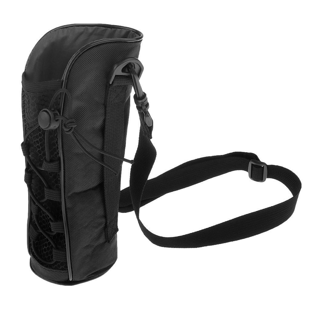 MOLLE Water Bottle Interphone Intercom Pouch Bag Holster Outdoor Hiking Climbing