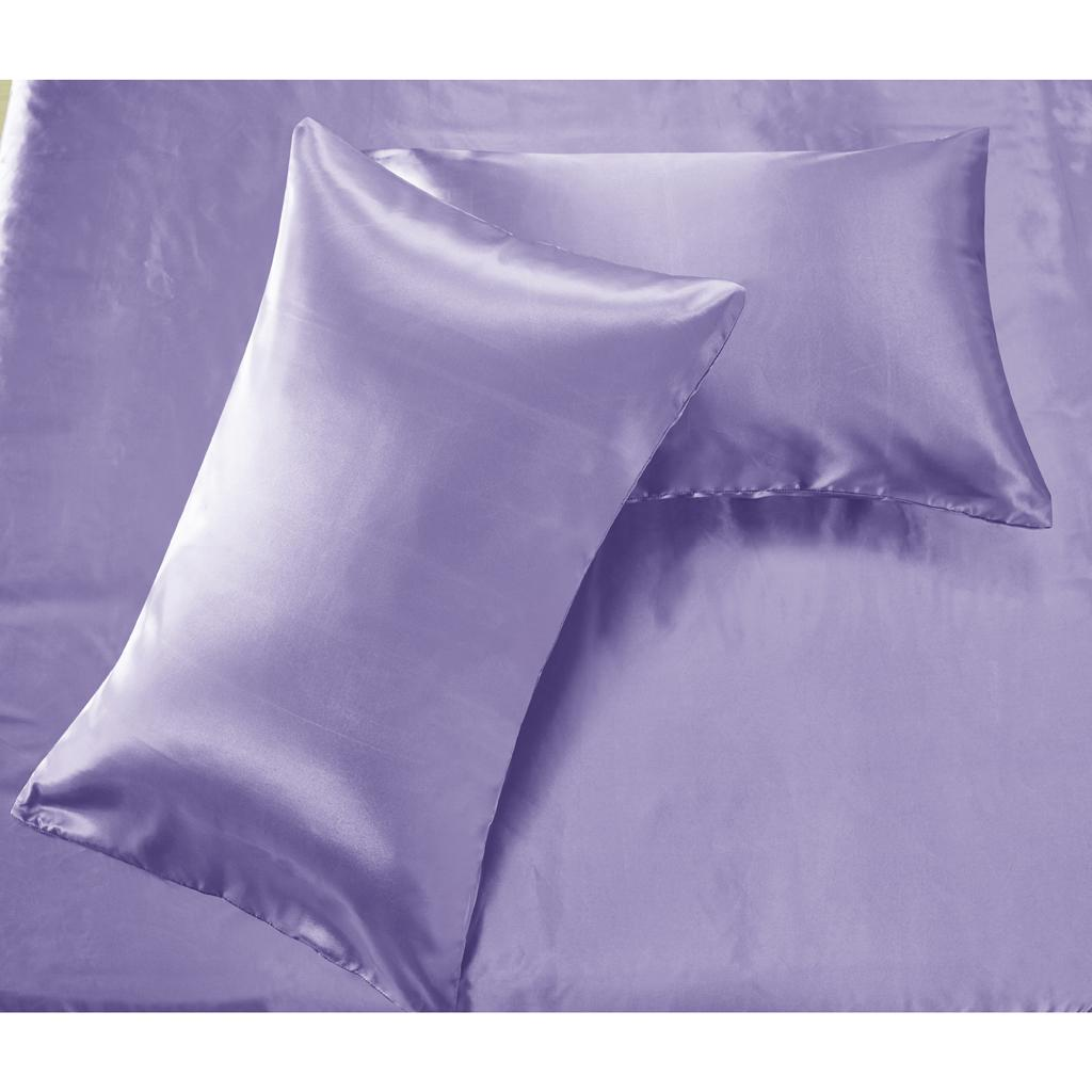 Comfort-Sheet-Set-Twin-Queen-King-Size-Bed-Flat-amp-Fitted-Sheet-amp-Pillowcases thumbnail 52