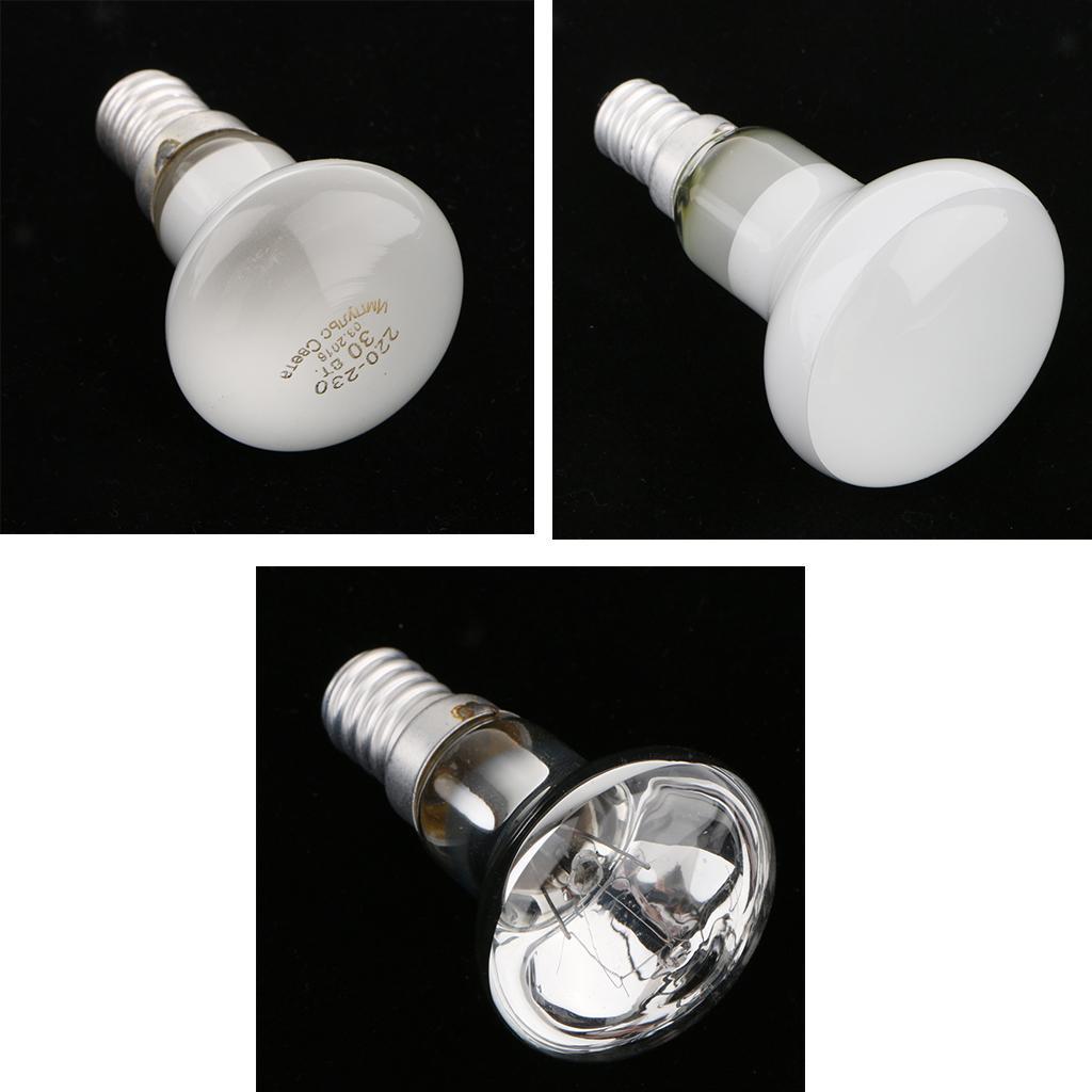 R50 E14 Ses Lava Lamp Lightbulb Reflector Spot Light Bulb