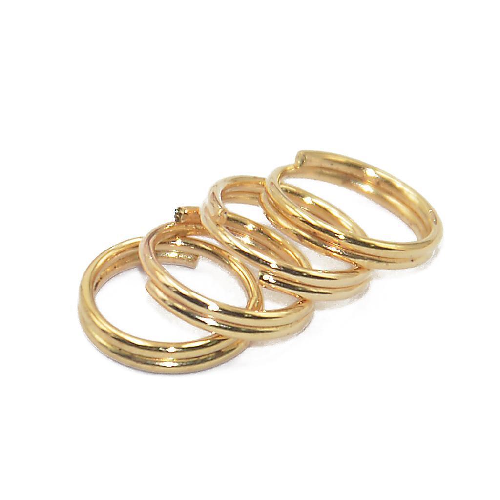 200pcs-Lot-Steel-Metal-Key-Split-Ring-Keyrings-Key-Chain-Findings-Making-6mm-8mm thumbnail 9
