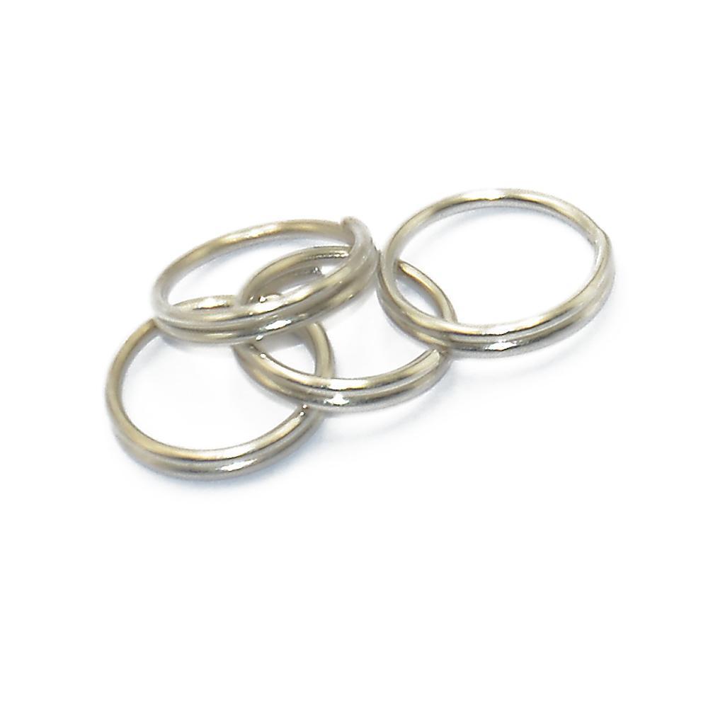 200pcs-Lot-Steel-Metal-Key-Split-Ring-Keyrings-Key-Chain-Findings-Making-6mm-8mm thumbnail 12