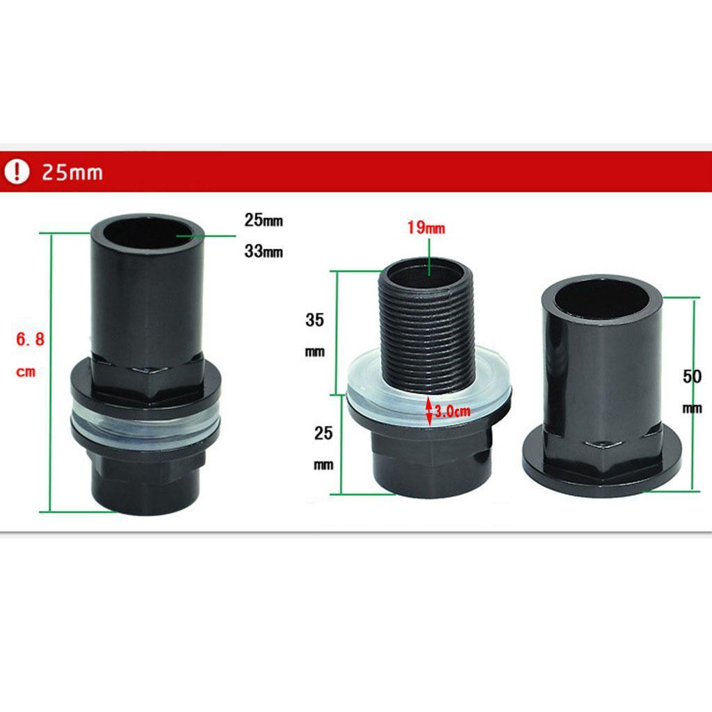 9pcs Clear Plastic L Shape Adapter Air Tube Tubing ...  |Aquarium Air Tubing Adapters