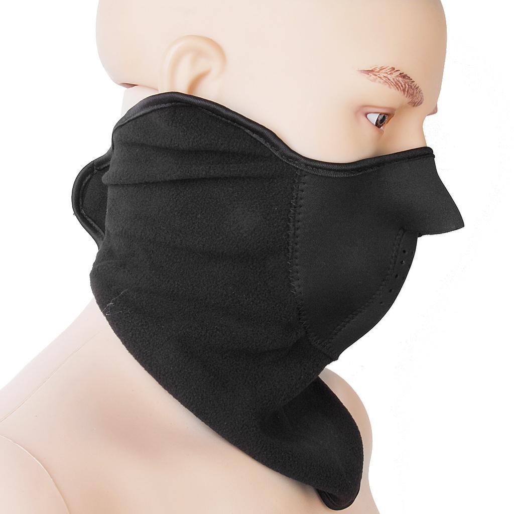Masque-Ski-Anti-Froid-Velo-Sport-Winter-Protecteur-Ski-Mask-Moto-Planche-a-Neige miniature 3
