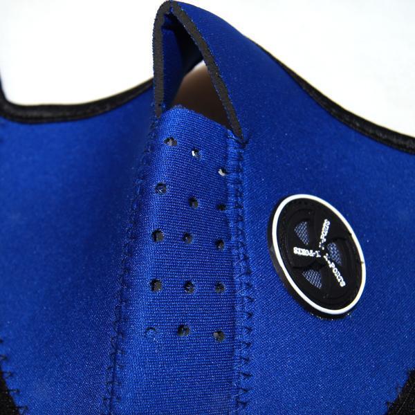 Masque-Ski-Anti-Froid-Velo-Sport-Winter-Protecteur-Ski-Mask-Moto-Planche-a-Neige miniature 8