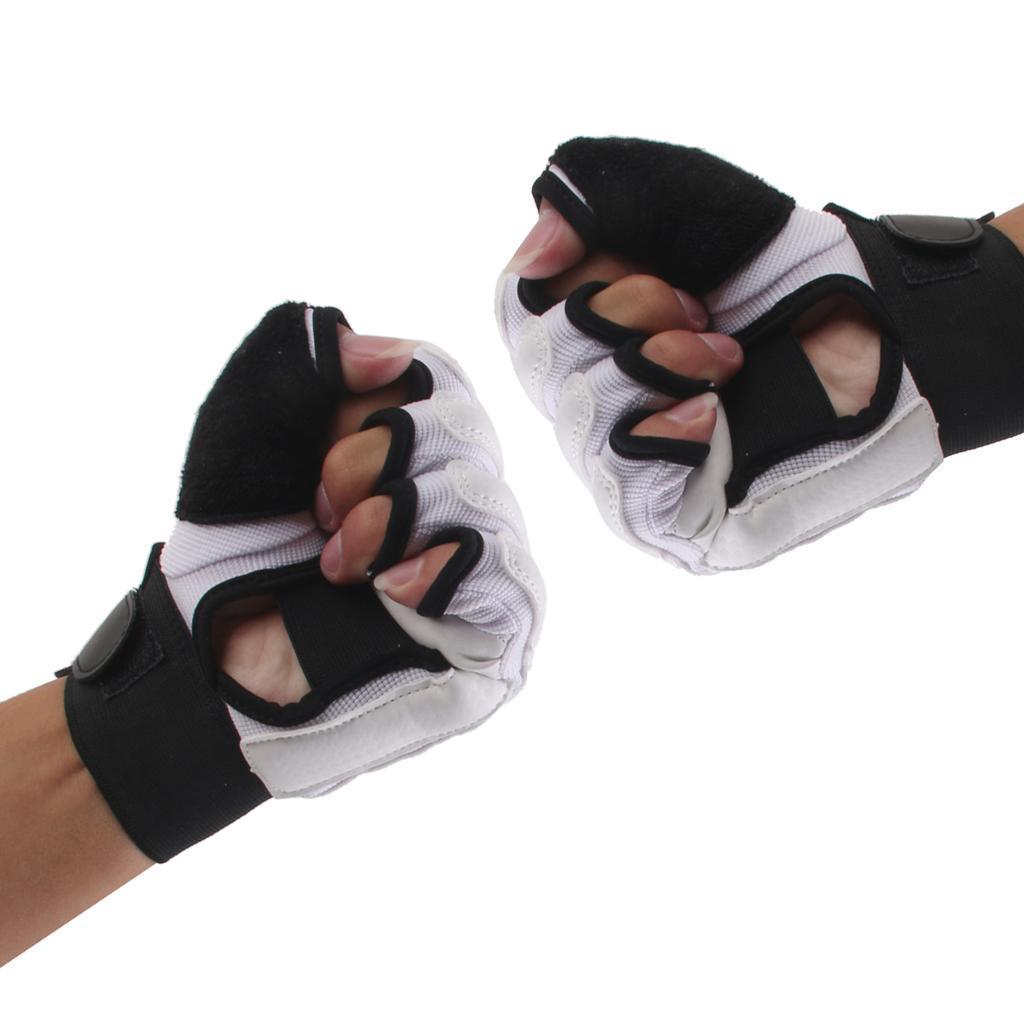 Gant-de-Protection-Main-Taekwondo-Martial-Art-Judo-Karate-Gym-Formation-Sparring miniature 3