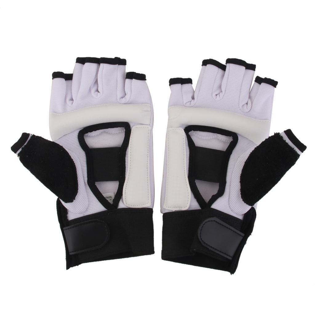 Gant-de-Protection-Main-Taekwondo-Martial-Art-Judo-Karate-Gym-Formation-Sparring miniature 4