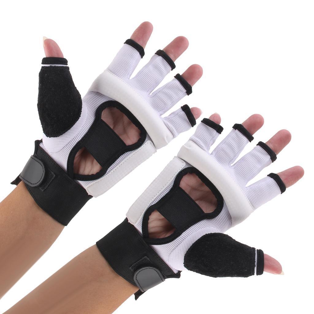 Gant-de-Protection-Main-Taekwondo-Martial-Art-Judo-Karate-Gym-Formation-Sparring miniature 6