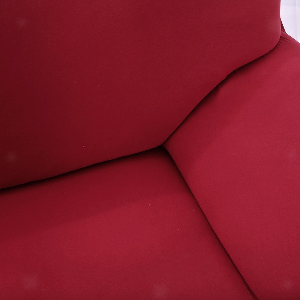 Housse-Couverture-Extensible-Spandex-Pour-Canape-Salon miniature 20