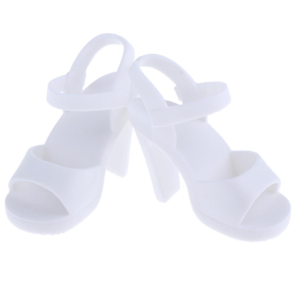 Trendy-Doll-High-heel-Shoes-Princess-Doll-Ankle-Belt-Shoes-for-1-4-BJD-Dolls thumbnail 7