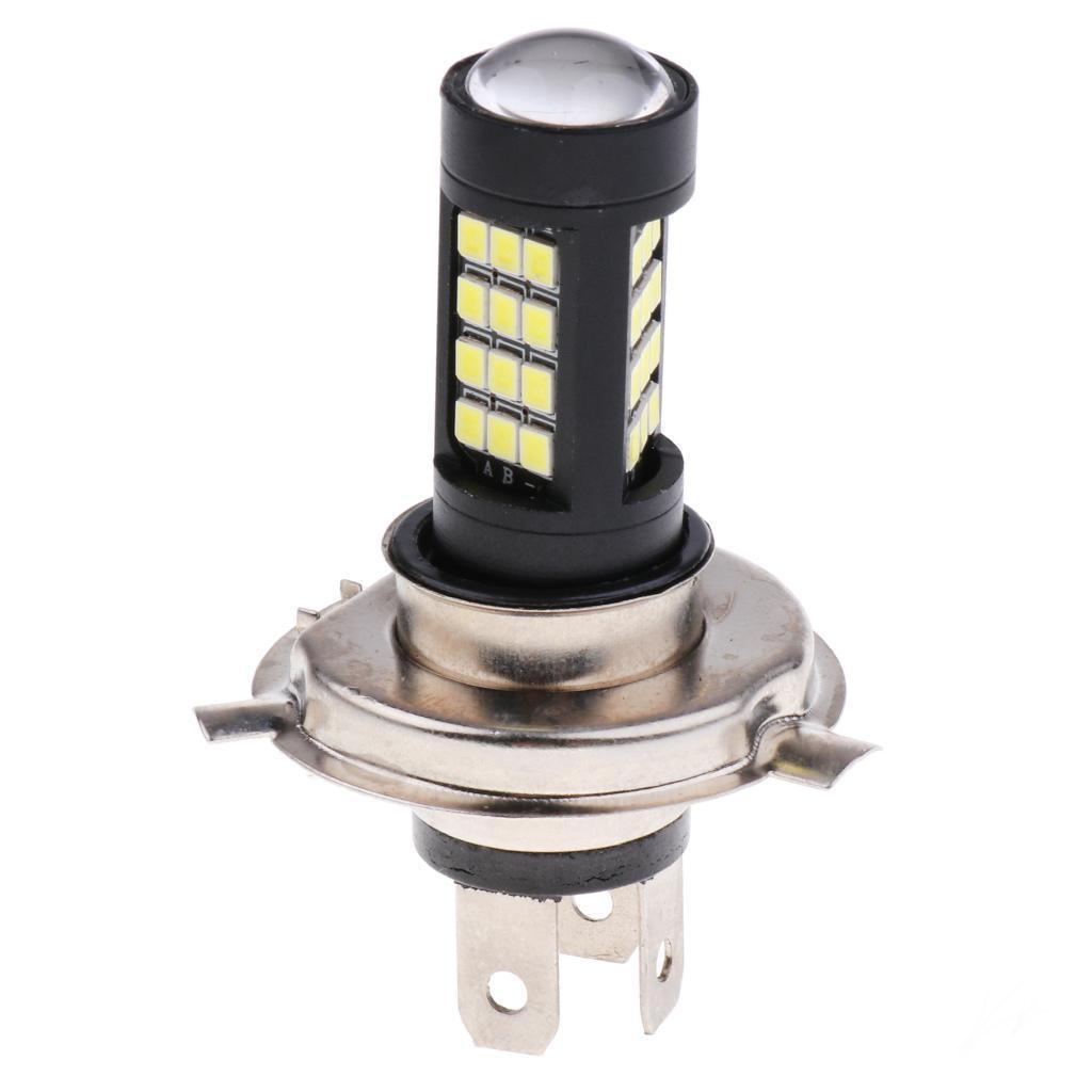 2 pz led lampadine auto nebbia guida proiettore luci h3