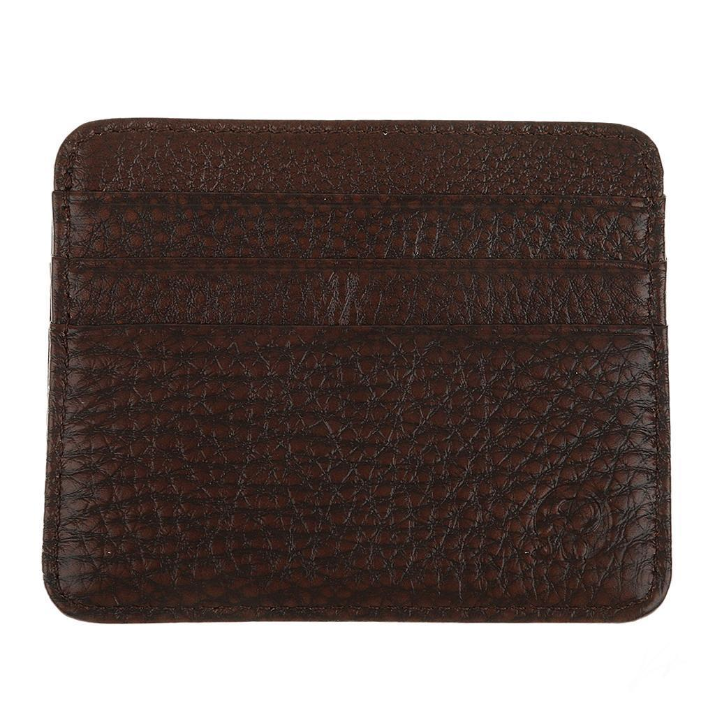 Men-PU-Leather-Slim-Credit-Card-Case-ID-Cash-Holder-Small-Thin-Wallet-Casual thumbnail 5