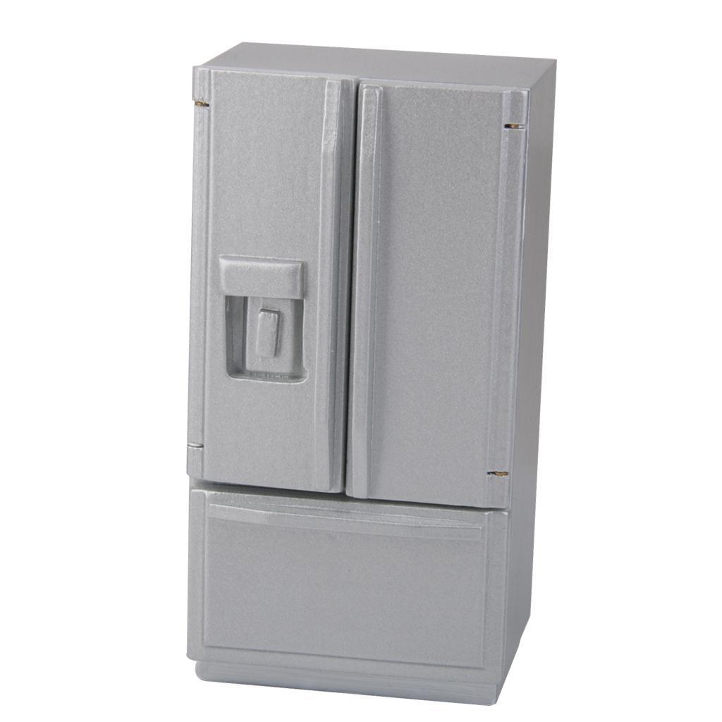 Dettagli su Frigorifero frigorifero frigorifero da 1/12 frigorifero per  mobili da cucina