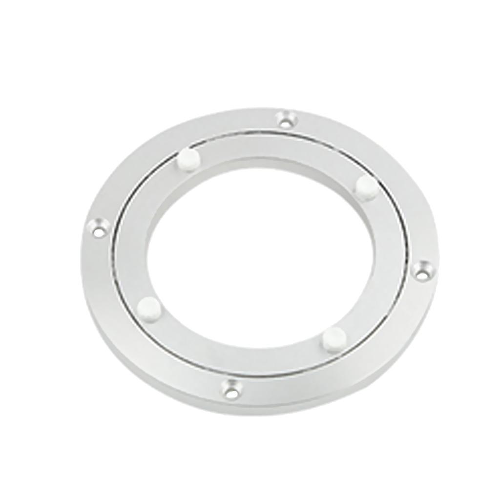 Lazy Susan Round Turntable Round Mechanism Plate Aluminum