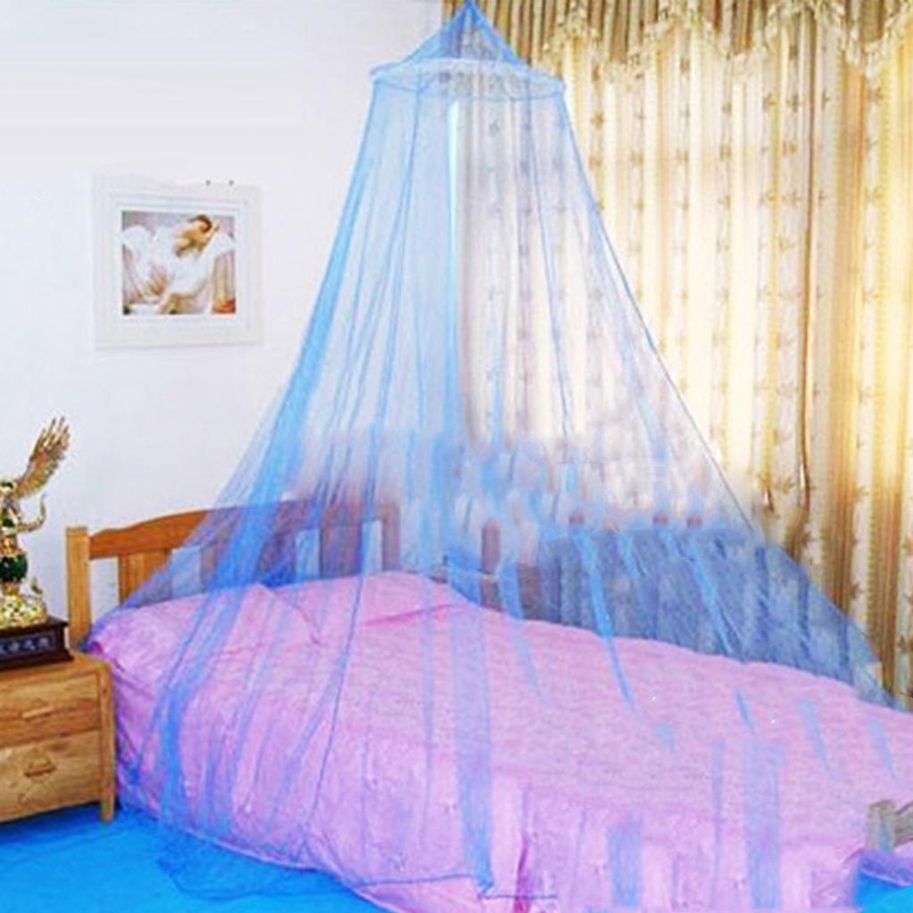 Moskitonetz Bett Baldachin Netting Vorhang Dome Fliegen Midges Insekt