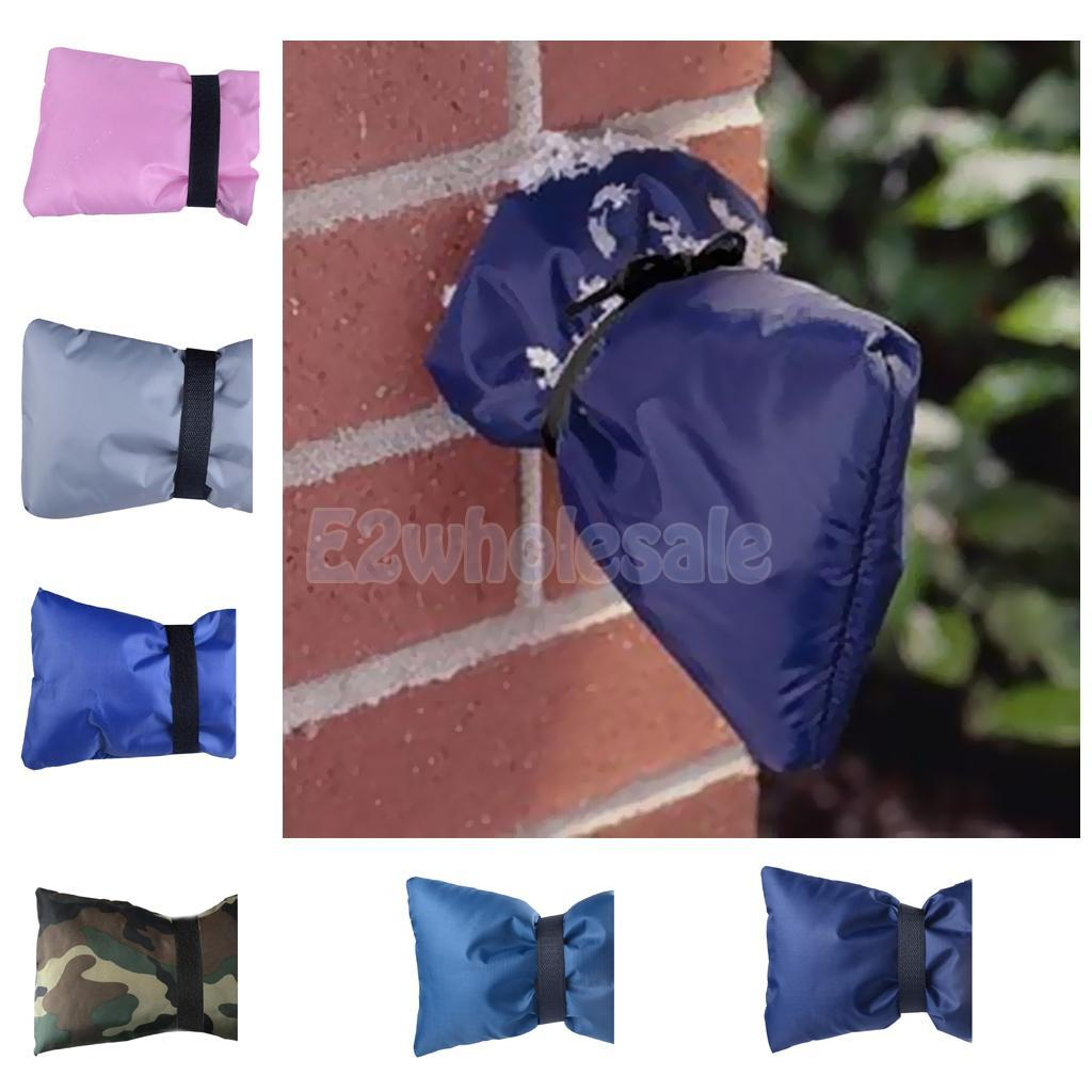 Outdoor Faucet Covers for Winter Freeze Protection Flexible Faucet ...