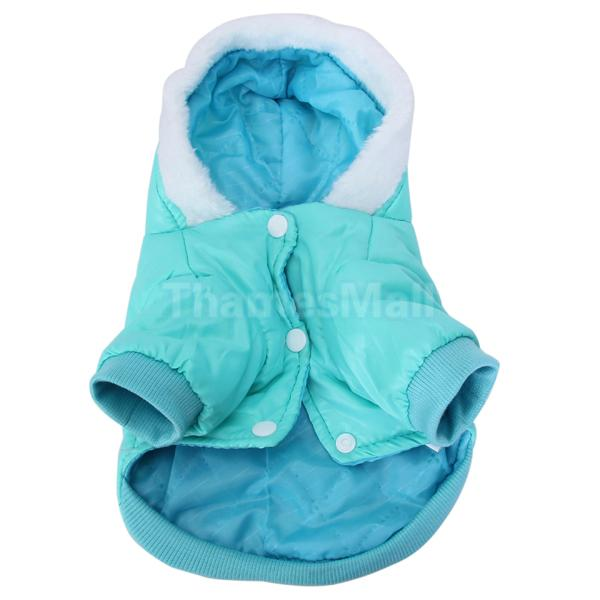 Hoodie Hooded Winter Coat Clothing Apparel w/ Bow on the Hood S/M/L/XL