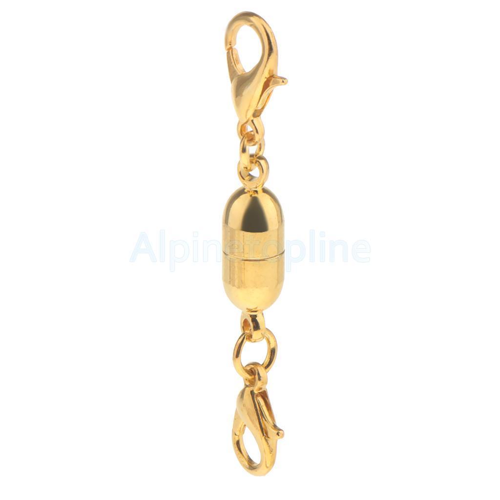5pcs-Magnetic-Clasps-Jewelry-Making-for-Bracelet-Necklace-Making-DIY-Hooks thumbnail 32