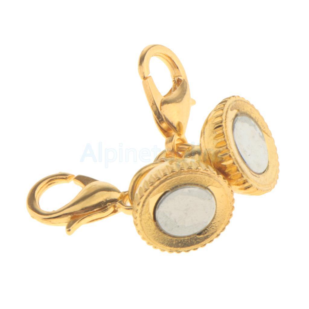 5pcs-Magnetic-Clasps-Jewelry-Making-for-Bracelet-Necklace-Making-DIY-Hooks thumbnail 4