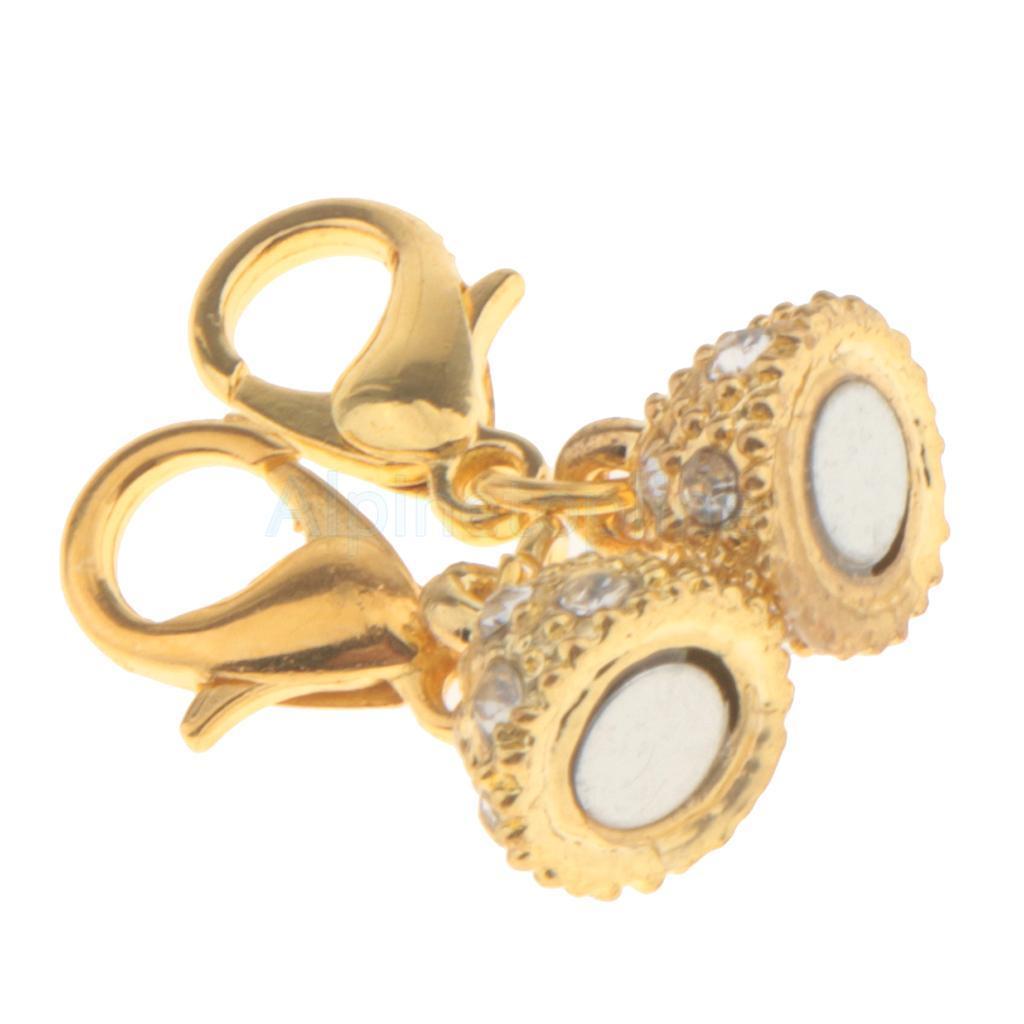 5pcs-Magnetic-Clasps-Jewelry-Making-for-Bracelet-Necklace-Making-DIY-Hooks thumbnail 36