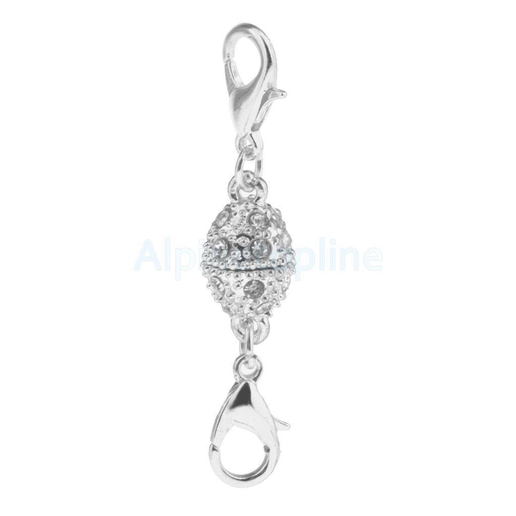 5pcs-Magnetic-Clasps-Jewelry-Making-for-Bracelet-Necklace-Making-DIY-Hooks thumbnail 41