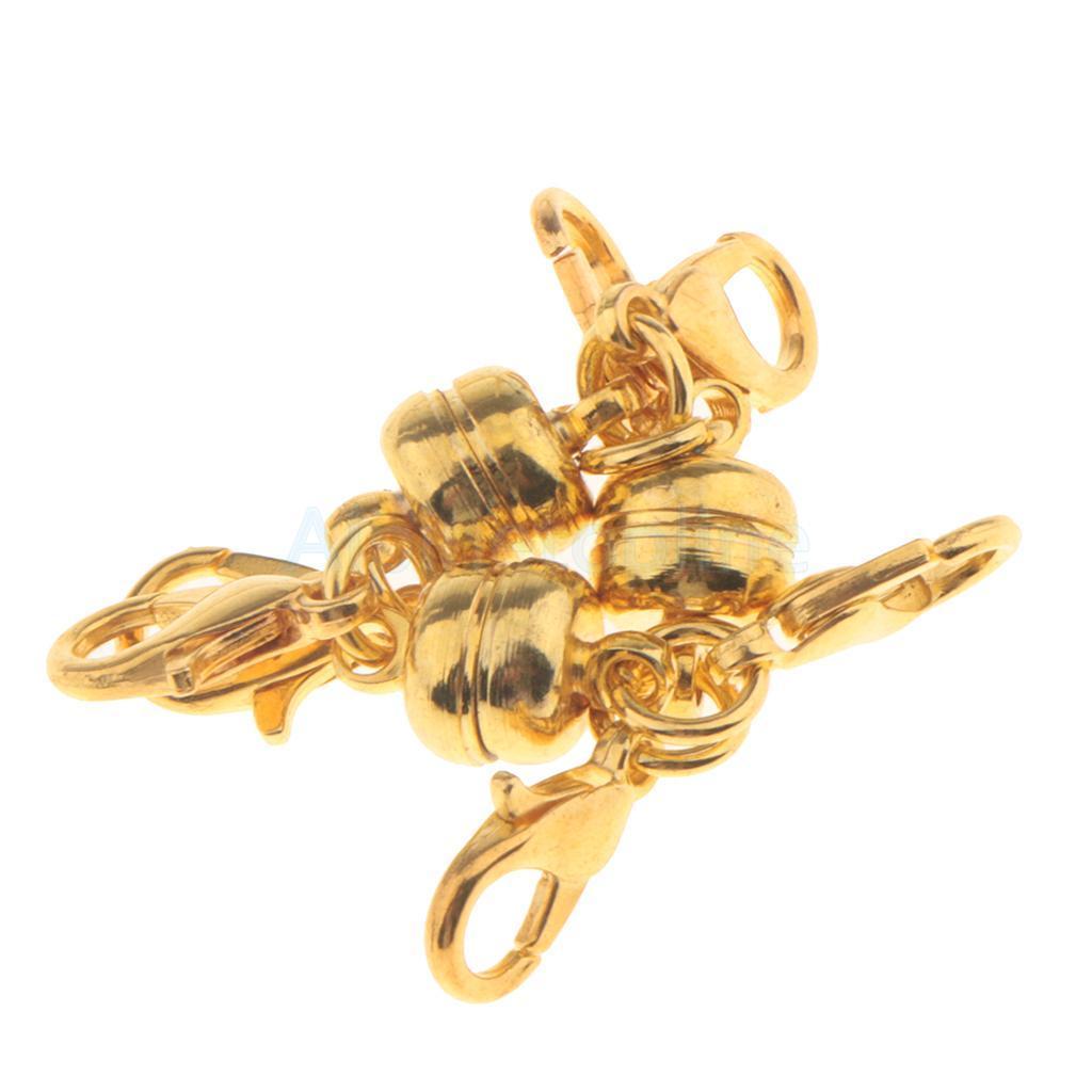5pcs-Magnetic-Clasps-Jewelry-Making-for-Bracelet-Necklace-Making-DIY-Hooks thumbnail 13