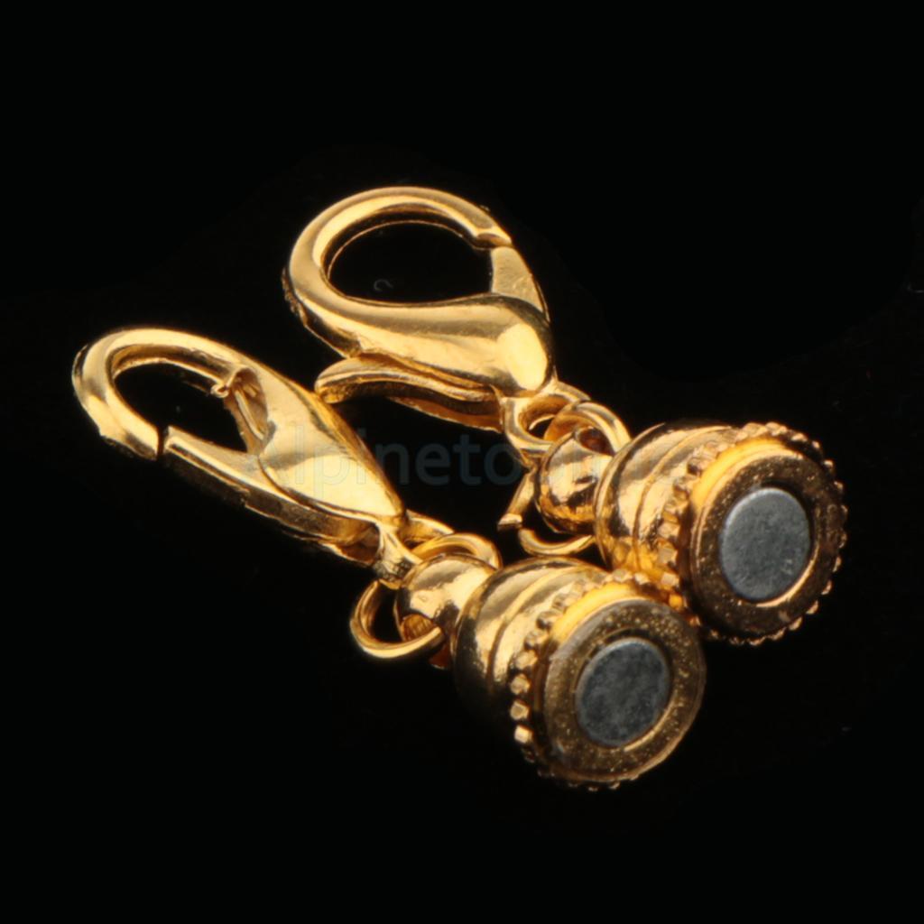 5pcs-Magnetic-Clasps-Jewelry-Making-for-Bracelet-Necklace-Making-DIY-Hooks thumbnail 20